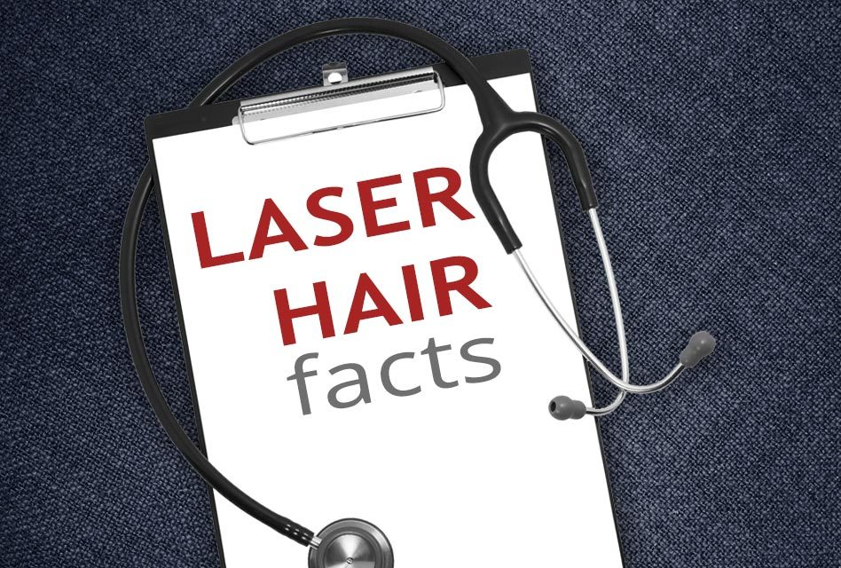 Eight Surprising Laser Hair Removal Facts