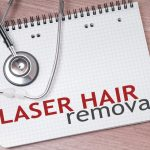 clipboard with laser hair removal