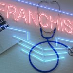 franchise neon sign