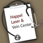 Happel Laser and Vein Center sign