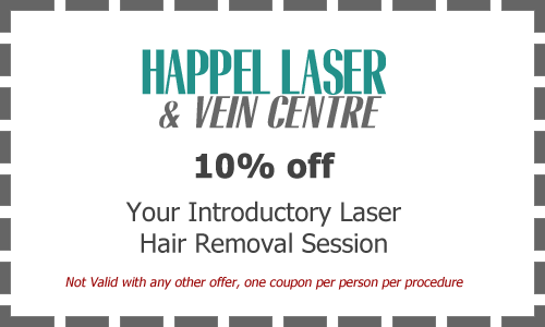 Happel Laser & Vein Centre Coupon
