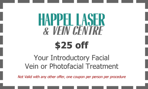 Happel Laser and Vein Center Coupon