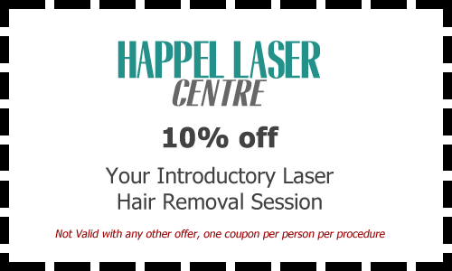 Happel Laser & Vein Centre Coupon